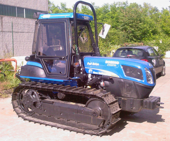 New Holland 4040 front sito